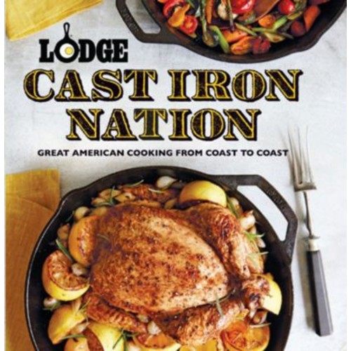 Lodge Cast Iron Nation Book