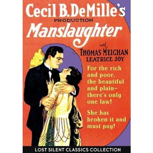 Manslaughter (DVD) [Manslaughter DVD]