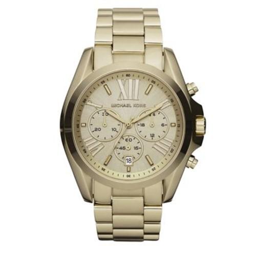Bradshaw Goldtone Stainless Steel Chronograph Bracelet Watch