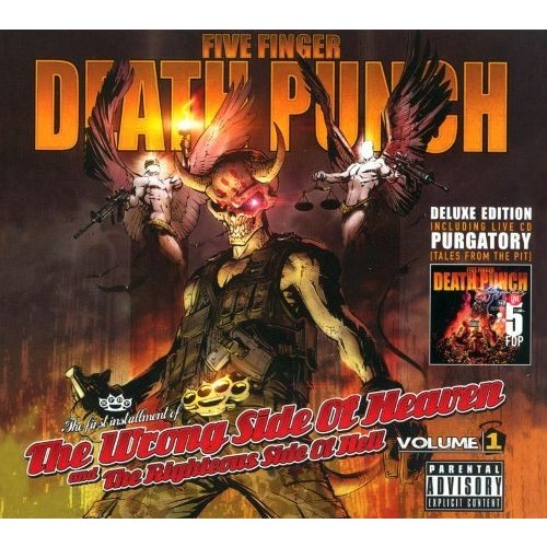 Wrong Side of Heaven and the Righteous Side of Hell, Vol. 1 [Deluxe Version] [CD] [PA]
