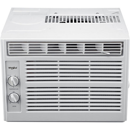 Whirlpool Window-Mounted Air Conditioner With Mechanical Controls, 12 1/2