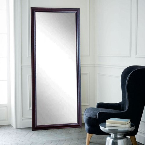 Burgundy Fair Full Length Floor Wall Mirror