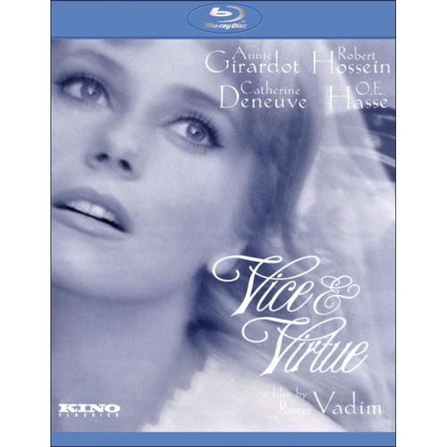 Vice and Virtue [Blu-ray] [1963]
