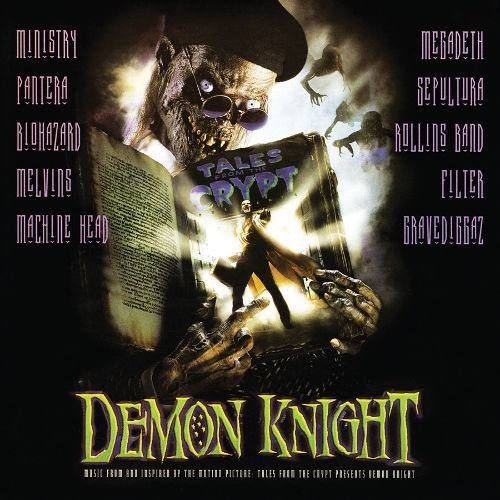 Tales From the Crypt Presents: Demon Knight [Original Motion Picture Soundtrack] [CD]