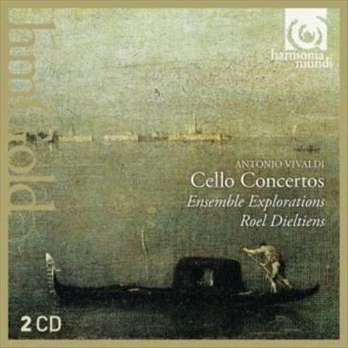 Vivaldi: Cello Concertos [CD]