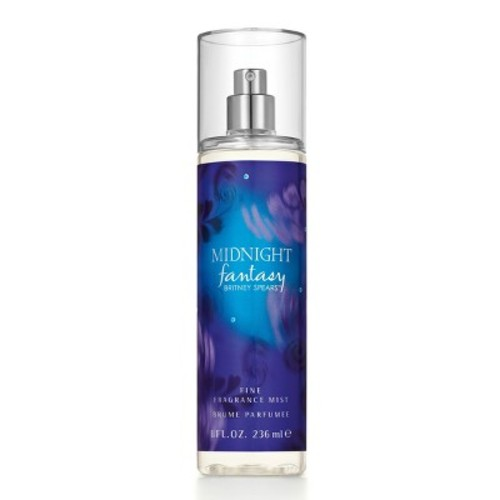 Midnight by Britney Spears Fine Fragrance Mist Women's Perfume - 8.0 floz
