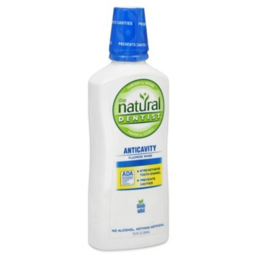 The Natural Dentist 16 oz. Anticavity Fluoride Rinse