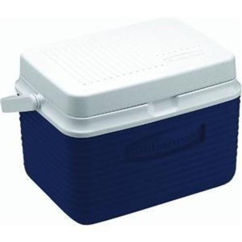 Rubbermaid Cooler / Ice Chest, 5-quart, Blue [Blue, 1]