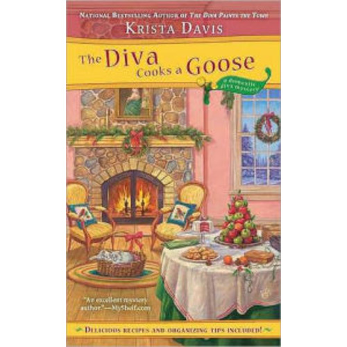 The Diva Cooks a Goose (Domestic Diva Series #4)