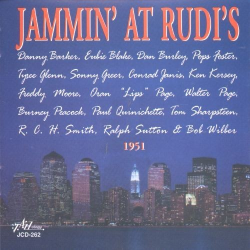 Jammin' at Rudi's [CD]