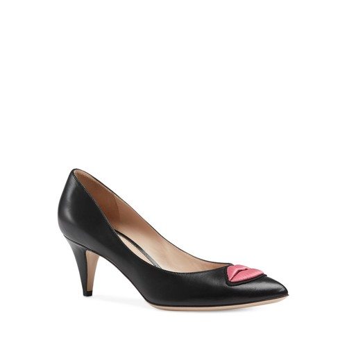 GUCCI Molina Pointed Toe Pumps