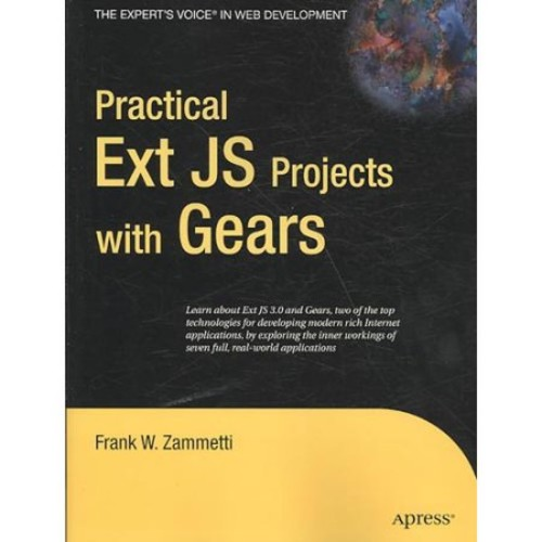 Practical Ext JS Projects With Gears