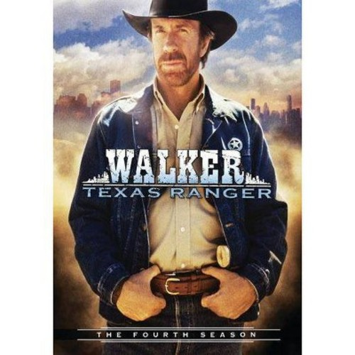 Walker, Texas Ranger: The Fourth Season [7 Discs]