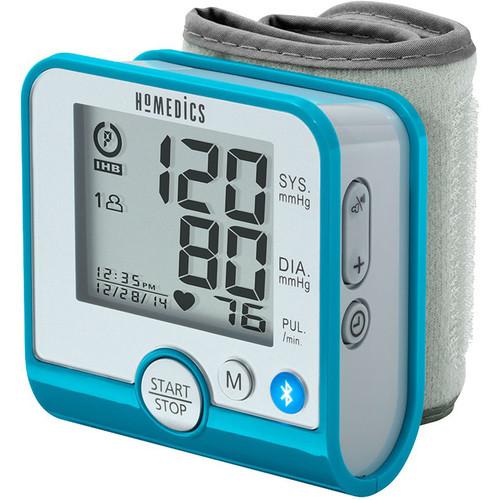 HoMedics Premium Wrist BP Monitor w BT