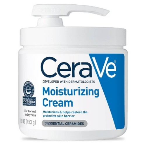 CeraVe Cream With Pump 16 oz