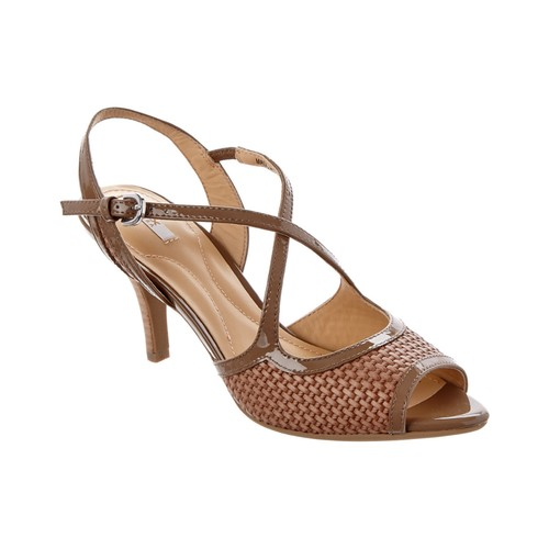 Geox Donyale Patent Sandal