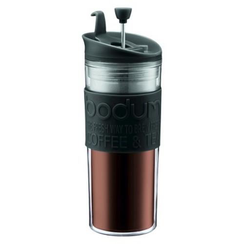 Bodum Travel Press Coffee Maker - Black