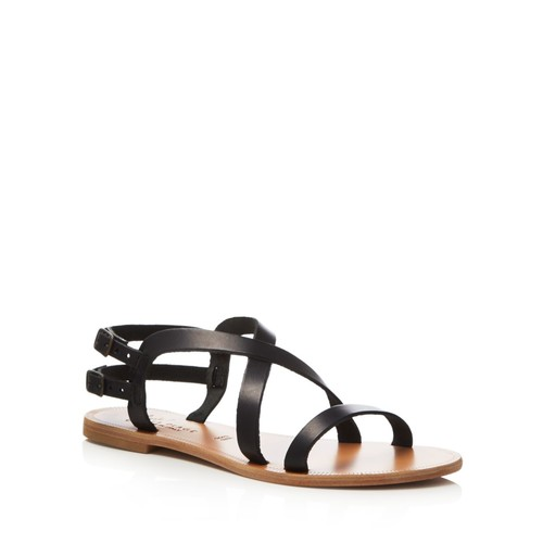 JOIE Socoa Strappy Flat Sandals