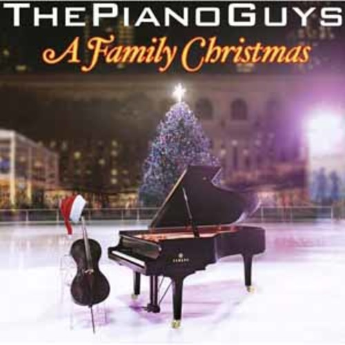 The Piano Guys - Family Christmas [Audio CD]