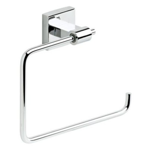 Franklin Brass Maxted Towel Ring; Polished Chrome