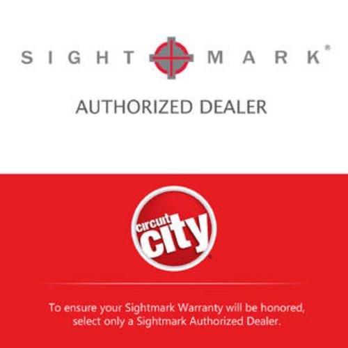 Sight Mark Laser Dual Shot Reflex Multi-Reticle Rifle Sight (SM13002)
