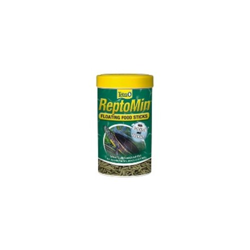 ReptoMin Pet Food for Aquatic Turtles, Newts and Frogs - 3.7 oz