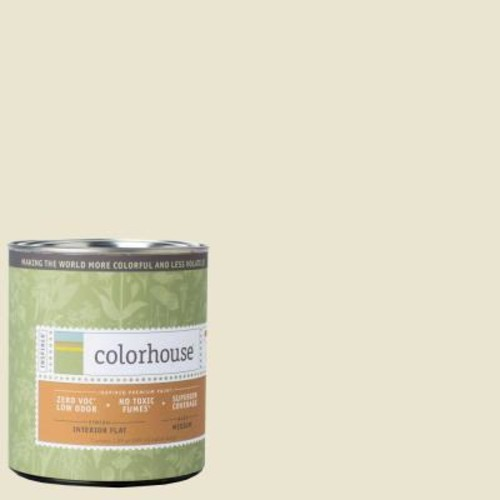 Colorhouse 1 qt. Air .02 Flat Interior Paint