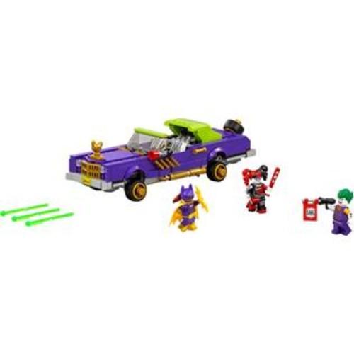 LEGO The Batman Movie The Joker(TM) Notorious Lowrider (70906)