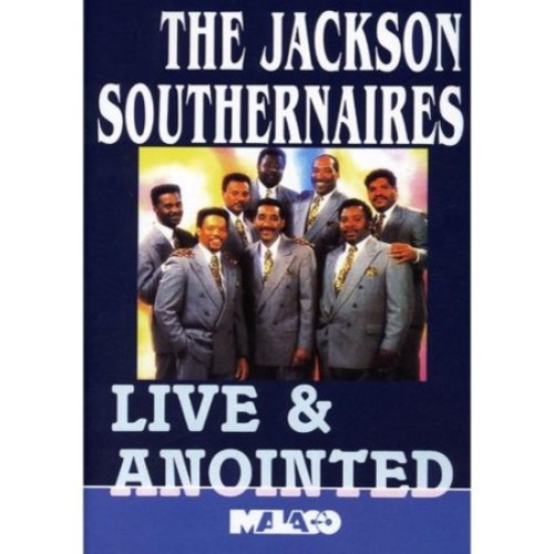 Live & Annointed [Video] [DVD]
