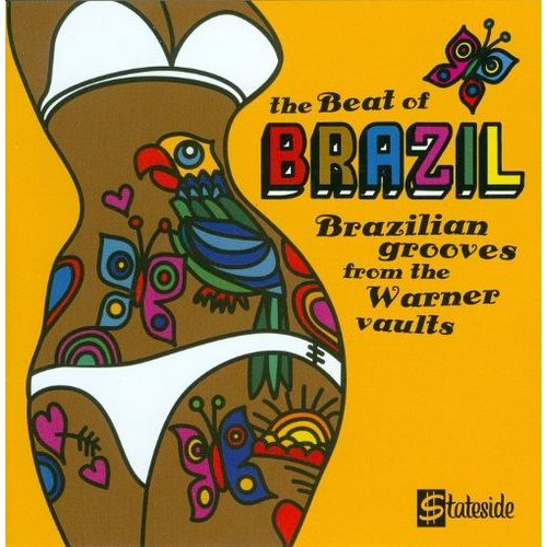The Beat of Brazil: Brazilian Grooves From the Warner Vaults [CD]