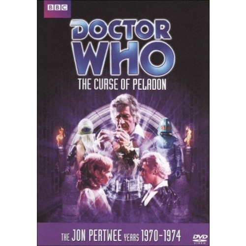 Doctor Who: The Curse of Peladon [DVD]