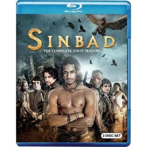 Sinbad:Season one (Blu-ray)
