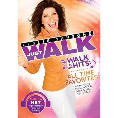 Leslie Sansone - Walk to the Hit All Time Favorites [DVD]
