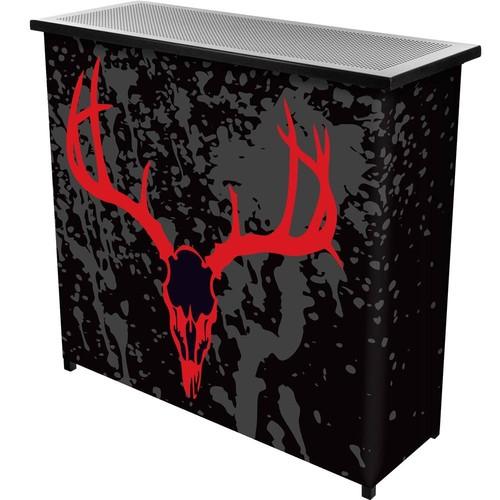 Trademark Hunt Skull Portable Bar