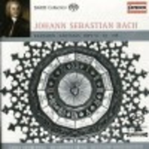 Cantatas Bwv 51 82 199 - CD