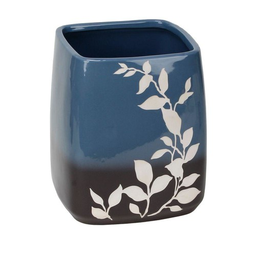Saturday Knight Passell Ceramic Wastebasket