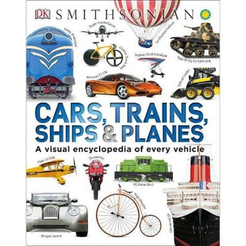 Cars, Trains, Ships, & Planes (Hardcover)