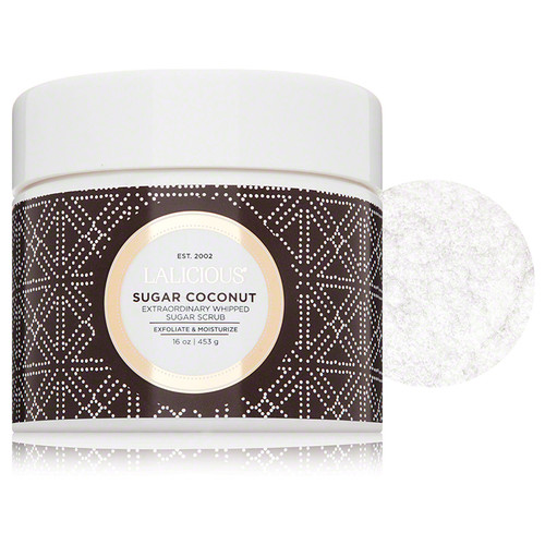 Extraordinary Whipped Sugar Scrub - Sugar Coconut (16 oz.)