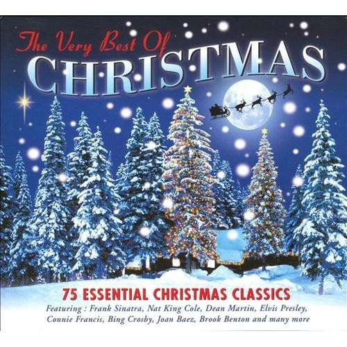 The Very Best of Christmas [CD]