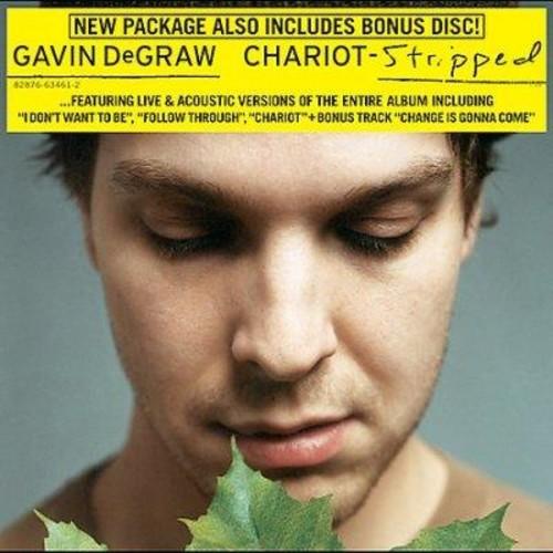 Gavin Degraw - Chariot Stripped