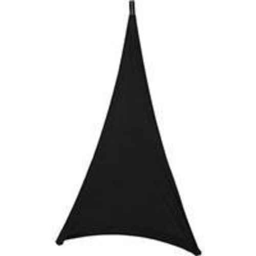Gator GPA-STAND-1-B - Stretchy Speaker Stand Cover-1 side (black)
