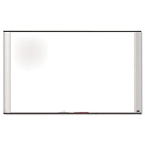 3M Melamine Dry Erase Board, 36 x 24, White, Aluminum Frame
