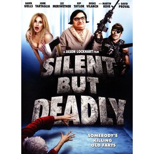 Silent But Deadly [DVD] [2012]
