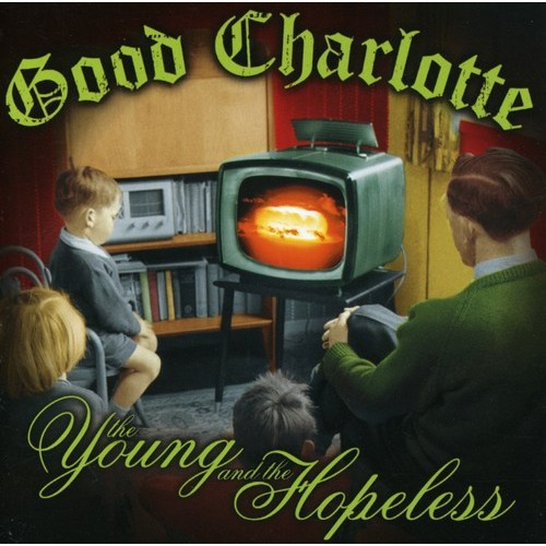 The Young and the Hopeless [CD]