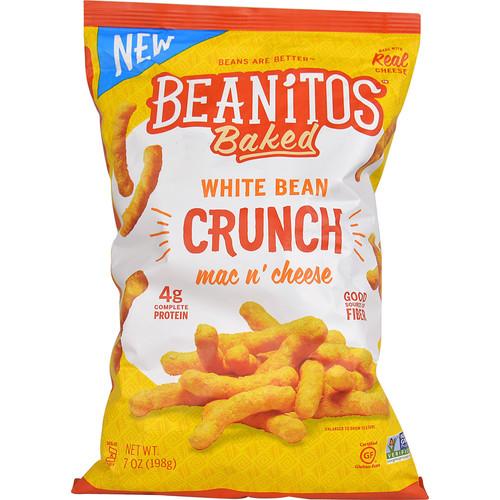 Beanitos Baked White Bean Crunch Mac N' Cheese -- 7 oz