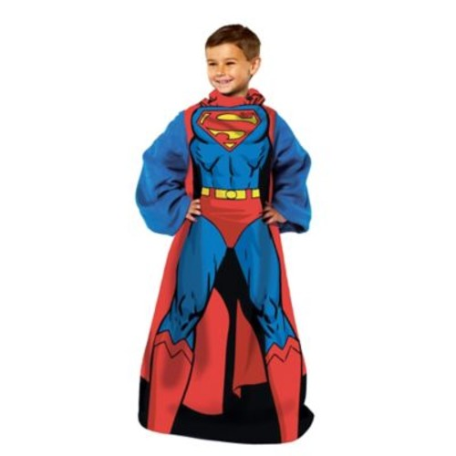 Warner Bros Being Superman Children's Comfy Throw by The Northwest Company