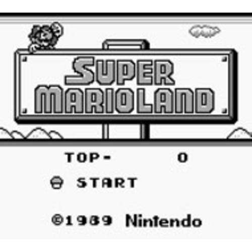 Nintendo of America Super Mario Land [Digital]