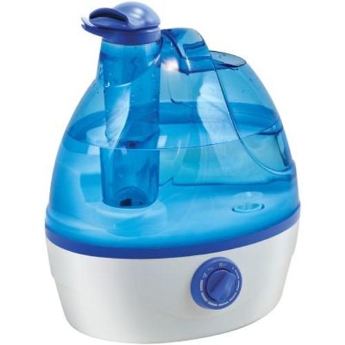 Comfort Zone .6-gallon Ultrasonic Cool Mist Humidifier