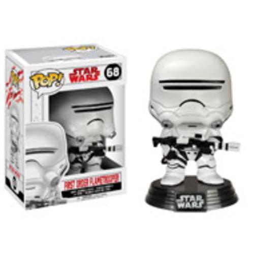 POP! Star Wars: The Last Jedi - First Order Flametrooper
