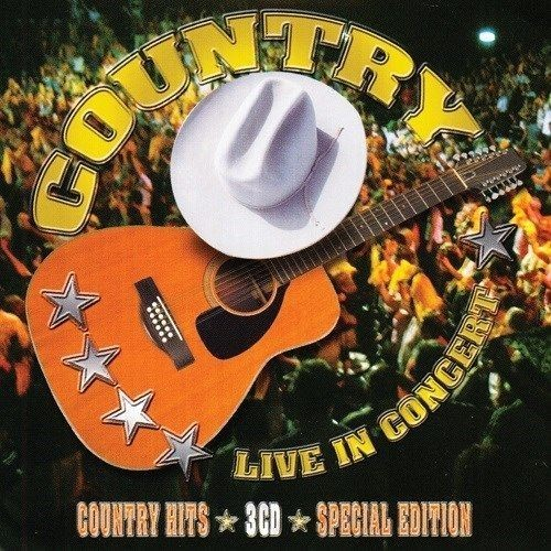 Country: Live in Concert [CD]
